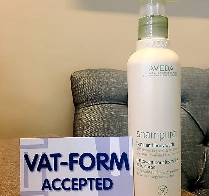 VAT FORM