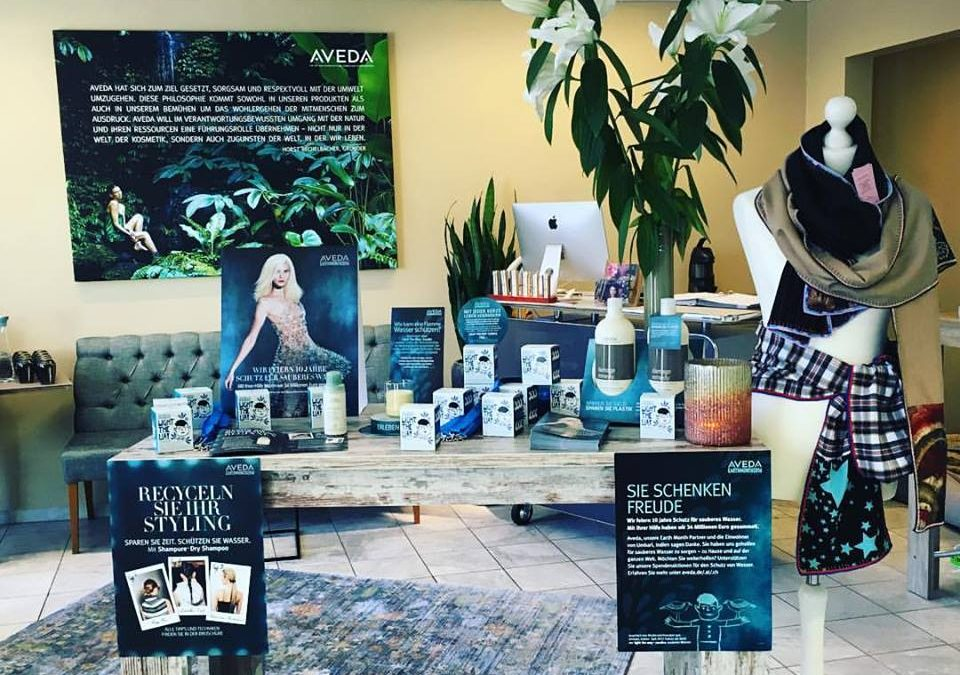 AVEDA EARTH MONTH 2016